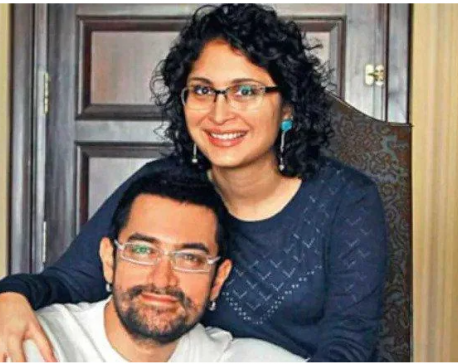 Aamir Khan and Kiran Rao get together to talk about divorce in latest video