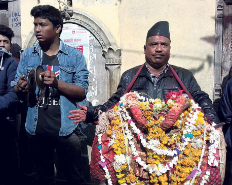 Kirtipur Jatra For Stronger Brotherhood