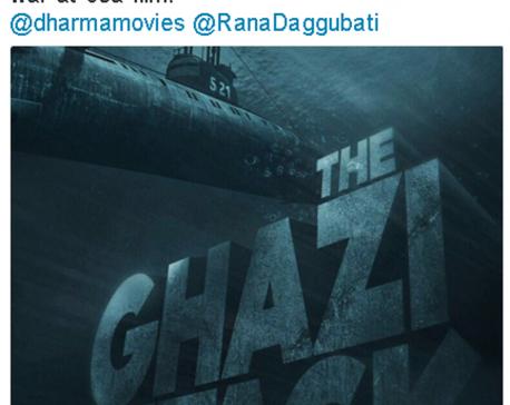 Karan to produce India's first war-at-sea film