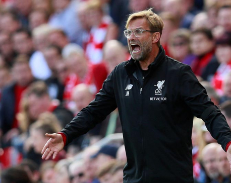 Liverpool boss Klopp says has no problems with Coutinho