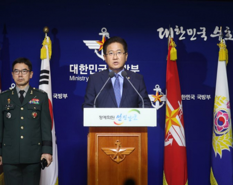 S. Korea offers talks on tension, family reunions with North