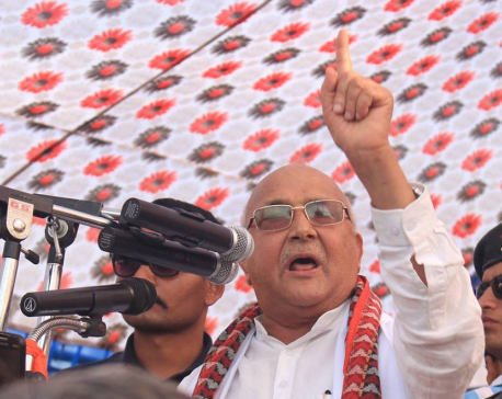 No power can stop people from electing their representatives: Oli