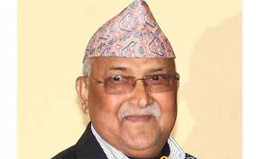 Series of bomb blasts to foil democratic process: chair Oli