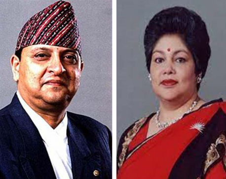 Former royal couple Gyanendra and Komal Shah test positive for COVID-19