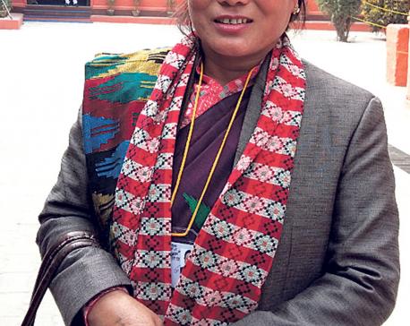 Ex-Kamlari elected as deputy speaker of Province 5