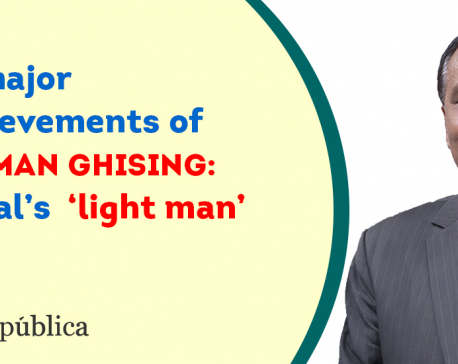 VIDEO STORY: 10 major achievements of Kulman Ghising, Nepal's 'light man'