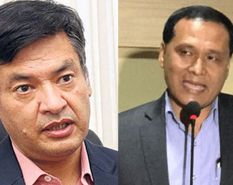 SC refuses to issue interim order against Ghising's appointment as NEA Chief
