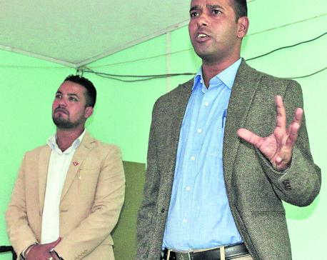 Kumar Thapa selected for UEFA MIP course