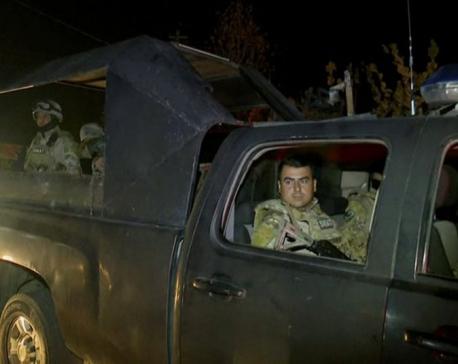 Iraqi Kurds say federal forces attack near disputed Kirkuk