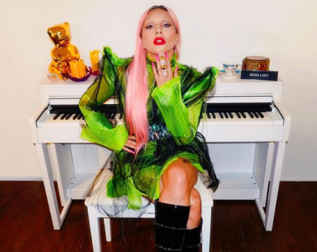 Lady Gaga urges people to be kind, caring during COVID-19 scare