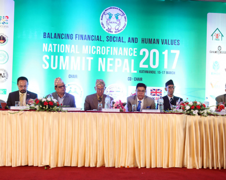 4th national summit of Microfinance kicks off in capital