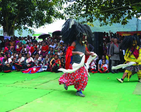 Khotang, Tanahun In Bid To Promote Lakhey Dance