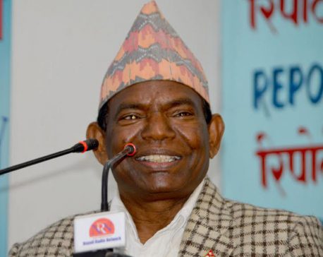 Local poll in stipulated date: UML leader Pandit