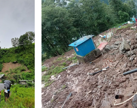 Ten people killed in separate landslides in Sindhupalchowk