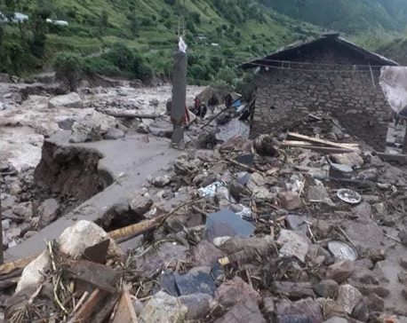 Baglung landslide death toll rises to eight