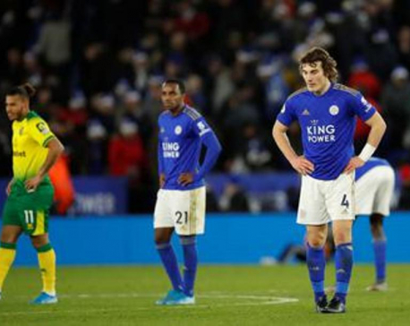 Leicester Hand Initiative to Liverpool in Premier league Title Race