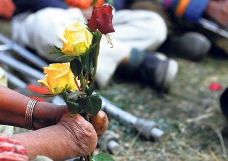 Eliminating leprosy and its stigma