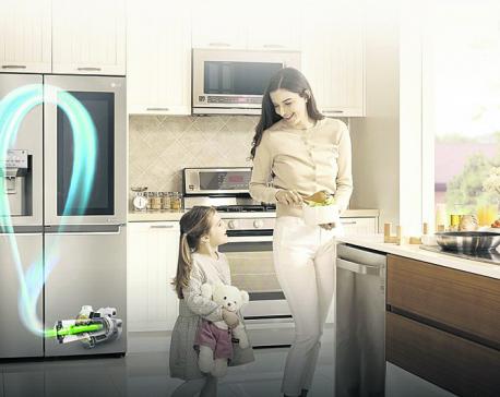 LG marks sale of 15-millionth refrigerator