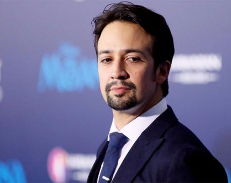 Lin-Manuel Miranda, Latin stars sing for Puerto Rico relief