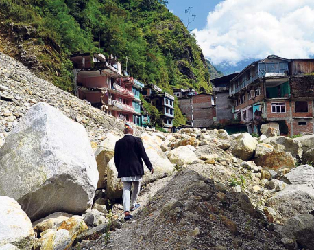 Liping Bazar still lifeless due to government apathy