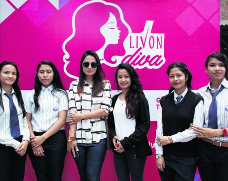 Livon Diva in Colleges