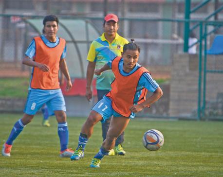 Lopsang finalizes U19 squad