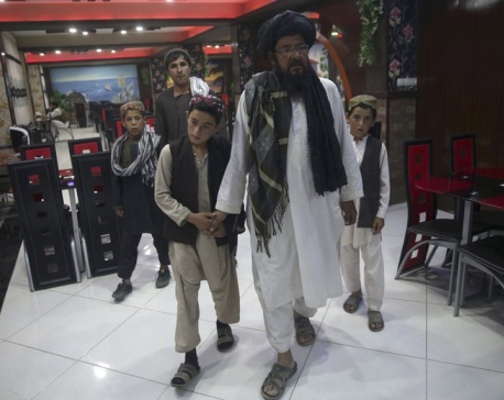 Officials: Afghan children smuggled to Pakistan seminaries