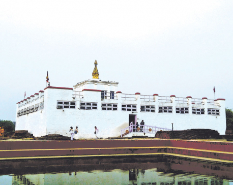 Concerns over environmental degradation in Lumbini