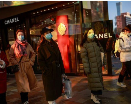 Chinese discouraged from Lunar New Year travel go to movies instead