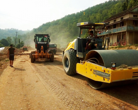 Work on 13-km stretch of western section affected
