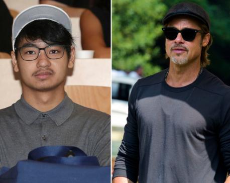 Maddox Jolie-Pitt addresses strained relationship with dad Brad Pitt