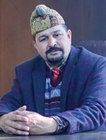 Leader Nepal blames NC for disrespecting people's mandate