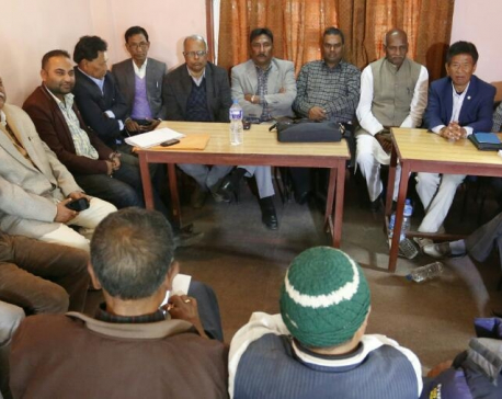 Rift in Front as Yadav-led Forum registers party in EC