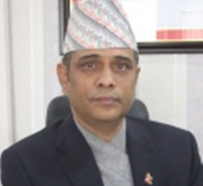 Marasini appointed Nepal Bank Chairman