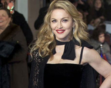 Madonna slays in her acceptance speech for Billboard's Woman of the Year