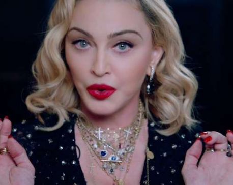 I was sick but I'm healthy now: Madonna confirms she contracted COVID-19 while touring