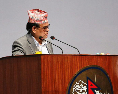 Implementation of federalism through budget: Minister Mahara