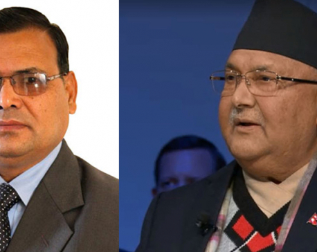 PM advises Speaker Mahara to step down from his post