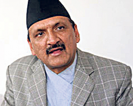 World can learn the peace building message from Nepal : Minister Mahat