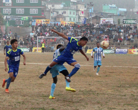 Police enters Mai Valley gold cup semis
