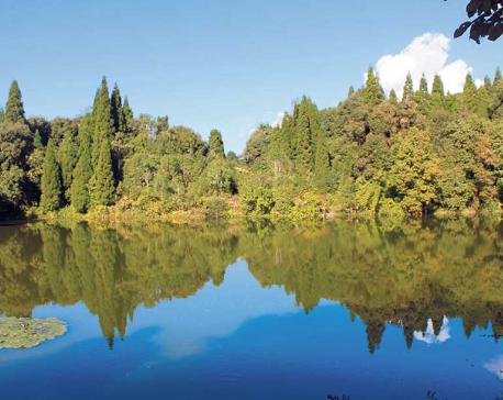 Ilam a destination for religious tourism