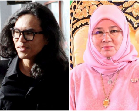 Malaysia: Artist arrested for 'insulting queen' with Spotify playlist