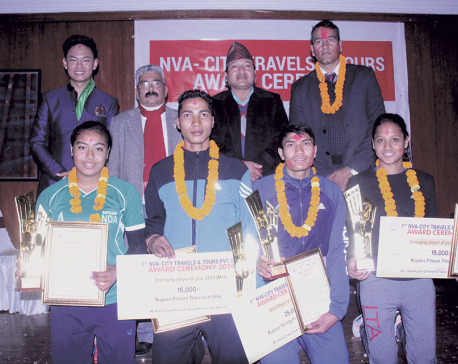 Mali and Shrestha adjudged best