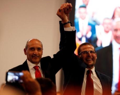 Political newcomer to become Malta's prime minister