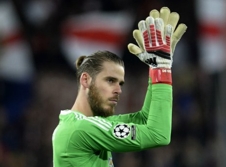De Gea stars as Man Utd draw 0-0 with Sevilla