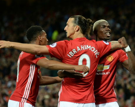 Manchester Utd become first British club to earn over £500m revenue