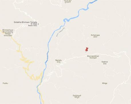 4.2-magnitude aftershock felt on Friday morning