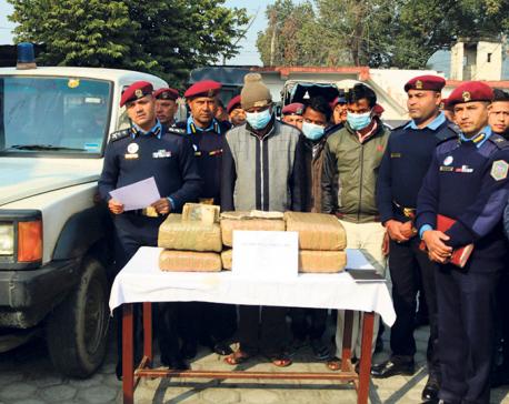 Six arrested for robbingRs 5 million inbroad daylight