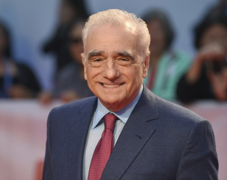 Scorsese's 'The Irishman' set to premiere in New York