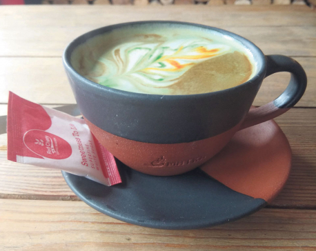 Taste of tradition at Matka Café